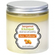 Home Spa - Bergamot&Kumquat Peeling solny 250 ml
