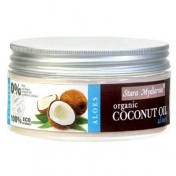 Organic coconut oil - Aloes 300 ml