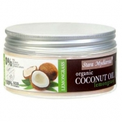 Organic coconut oil - Lemongrass 300 ml
