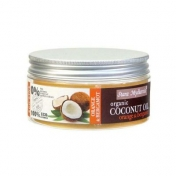 Organic coconut oil - Orange & Bergamot 100 ml