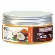 Organic coconut oil - Orange & Bergamot 300 ml