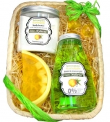 Prezent Home Spa - lemongrass & pineapple