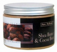 SCM 458 Shea & Cocoa Butter 500 ml