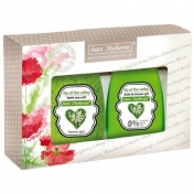 Zestaw Home Spa - Lily of the valley 2x250 ml